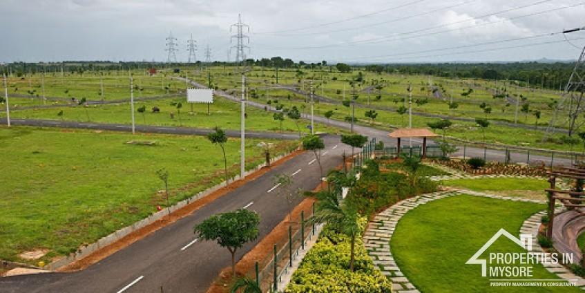 MUDA approved sites in Mysore - MUDA sites for sale by Alliance Square